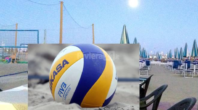 riviera24 - beach volley torneo bagni lido sanremo