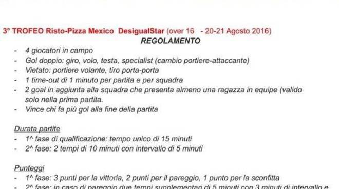 Riviera24, Bordighera, tornei beach-handball