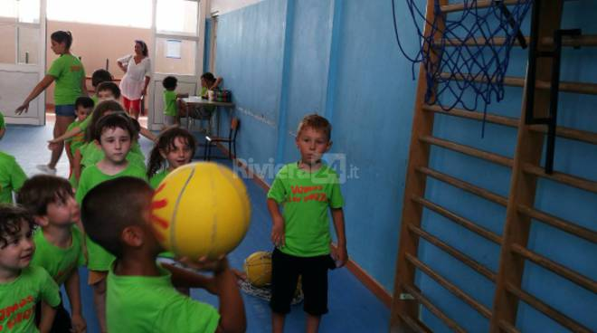 riviera24 - Centro estivo sportivo Vamos a la playa