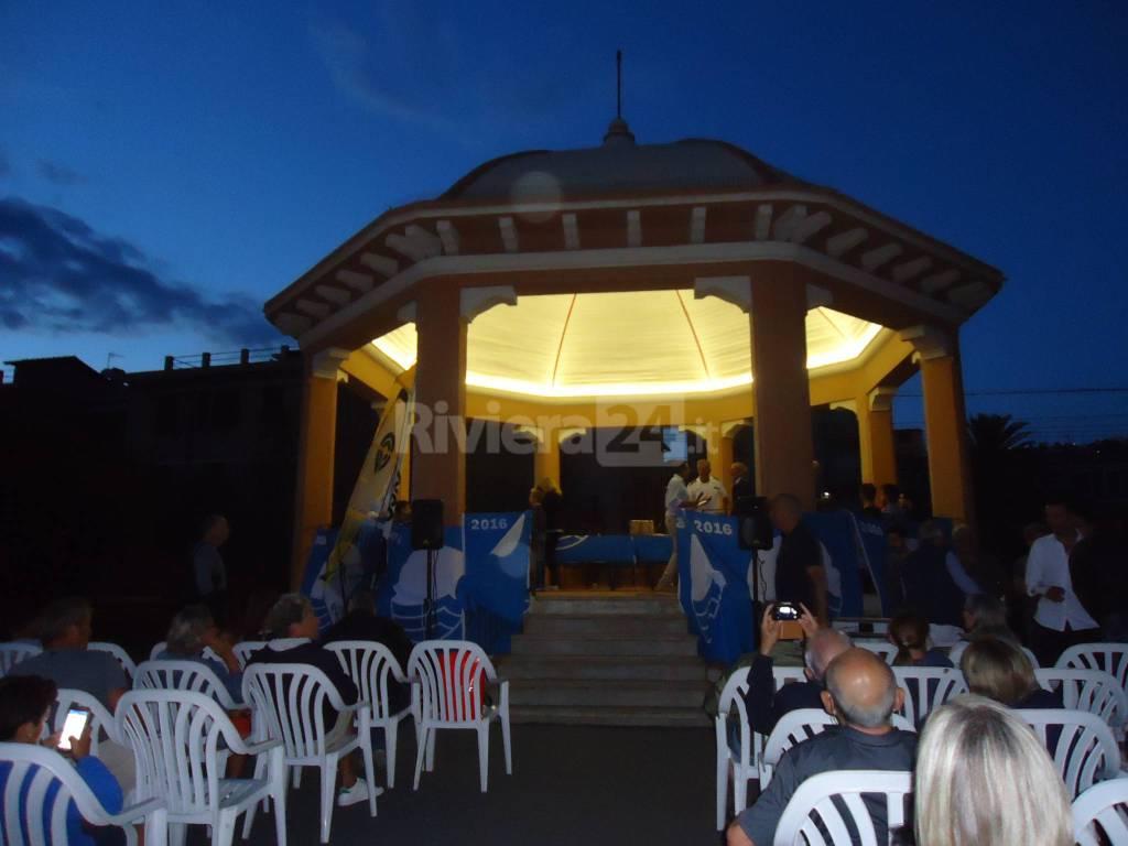 riviera24 - Cerimonia Bandiera Blu 2016