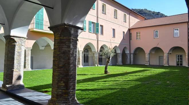 riviera24 - Chiostro Sant'Agostino di Ventimiglia