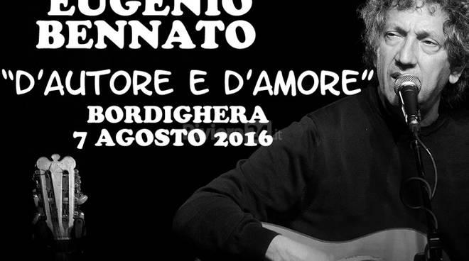 Riviera24 - Eugenio Bennato bordighera 2016