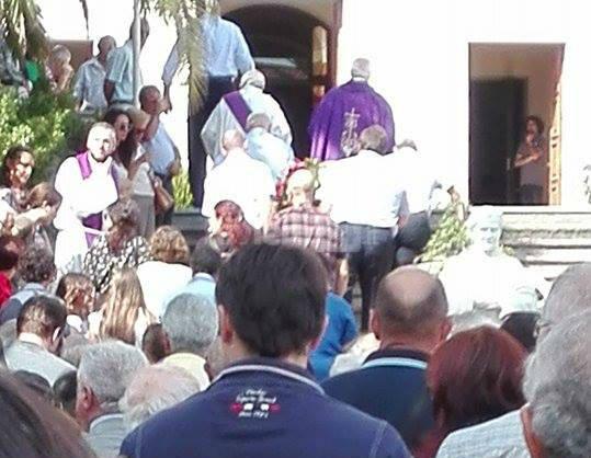 riviera24 - Funerali di Enrica Nasi