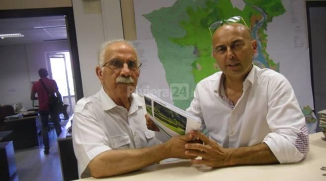riviera24 - I geometra Colecchia e Fassola