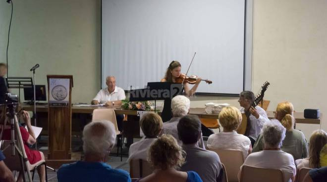 """riviera24 -  """"I Poeti del Mare. Poesia e musica"""""""