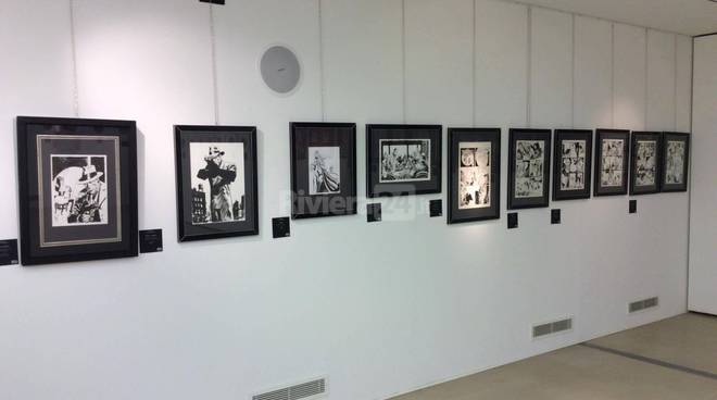 Riviera24 - Inaugurazione Sanremo Art & Comics