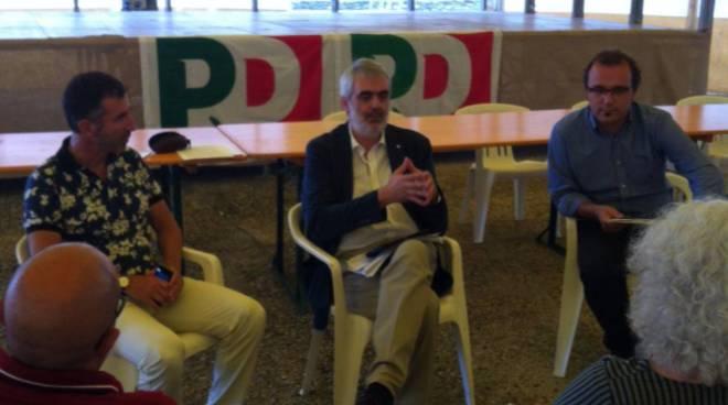 Riviera24- incontro Segreteria provinciale PD - Circolo PD Camporosso