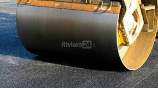 riviera24 - Lavori di asfaltatura