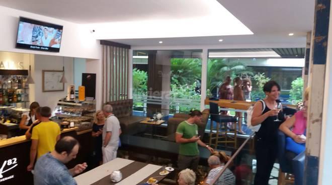 Riviera24 - Mast82 Sanremo inaugurazione