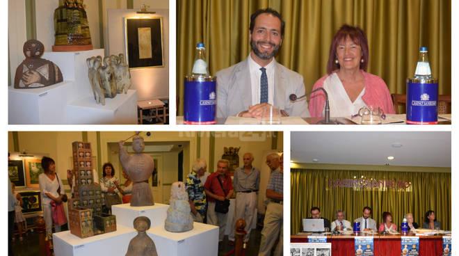 Riviera24 - Mostra-conferenza dedicata a Clizia, al Casinò di Sanremo