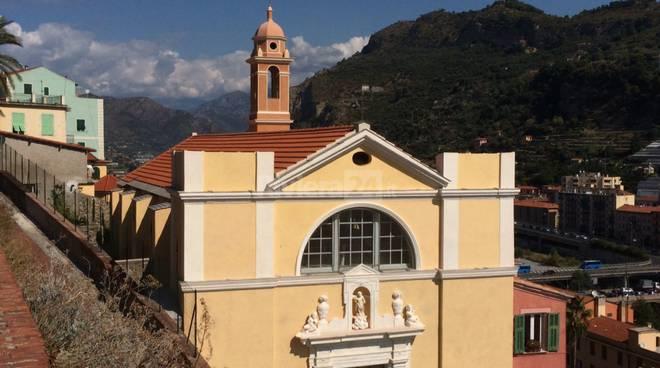 riviera24 - Oratorio di San Giovanni a Ventimiglia