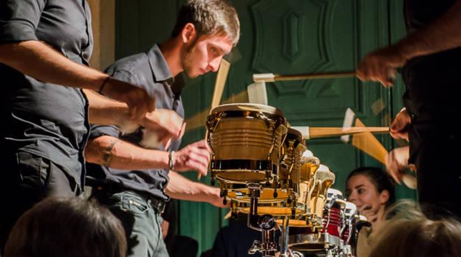 Riviera24 - Out of time percussion quartet - Festival Cervo