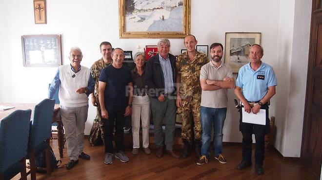 """riviera24 - Passaggio di proprietà per la via del sale """"Limone-Monesi"""""""