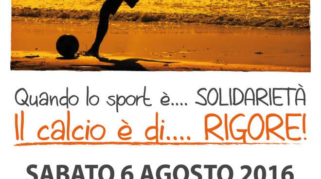 """riviera24 - """"Quando lo sport è solidarietà… Il calcio è… di rigore!"""": dai 0 ai 90 anni tutti a calciare penalty"""