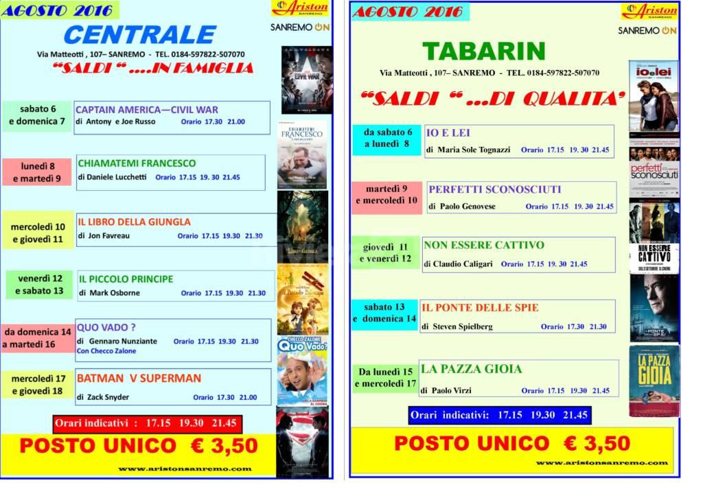 riviera24 - Rassegne estive a Sanremo