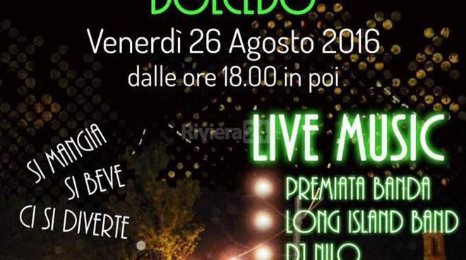 Riviera24 - San Bartumè festival Dolcedo 2016