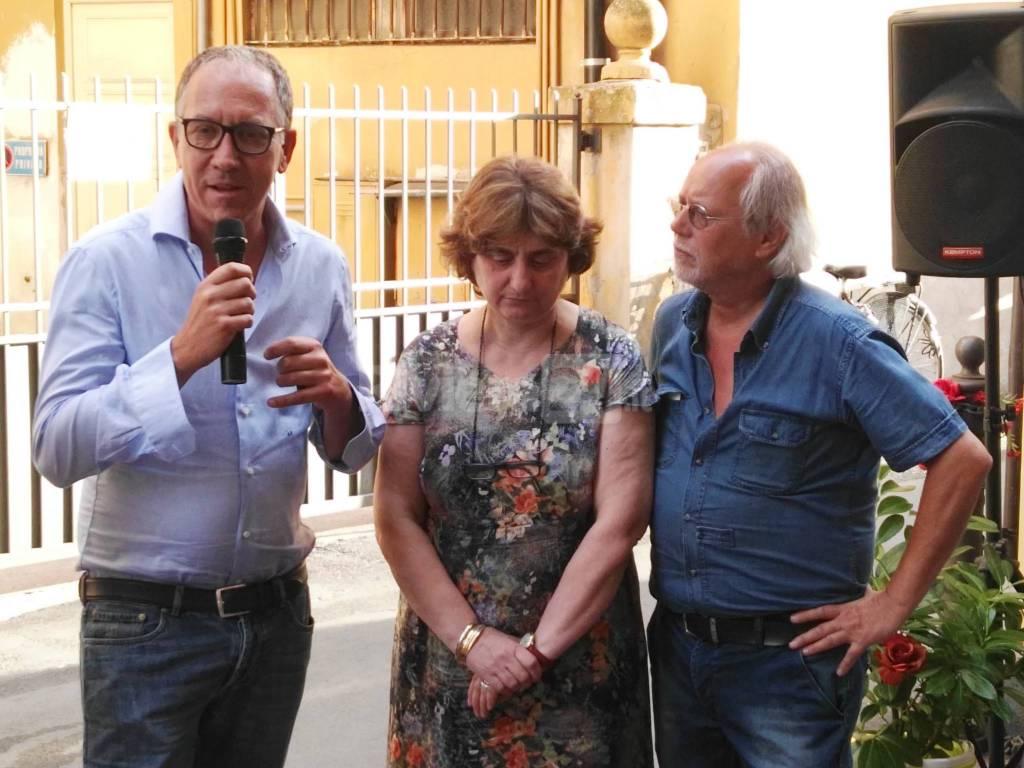 Riviera24 - Sanremo, l'Antica Barberia Maria omaggia Elvis Presley