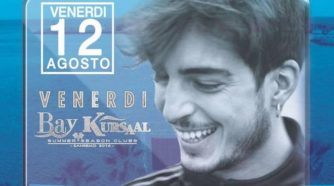 Riviera24 - Sanremo, Oscar Branzani al Bay Club