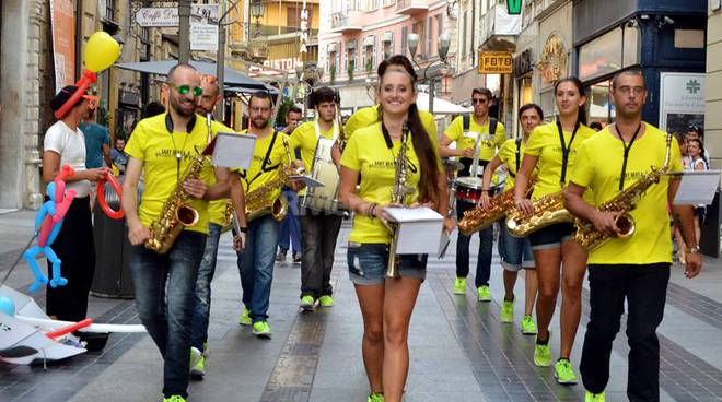 riviera24 - Saxy Beat Street Band