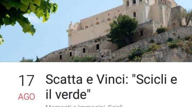 """Riviera24 - """"Scicli e il verde"""""""