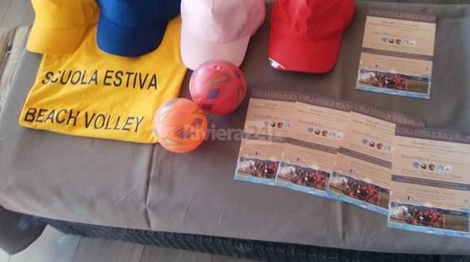 riviera24 - Scuola Beach Volley a Sanremo