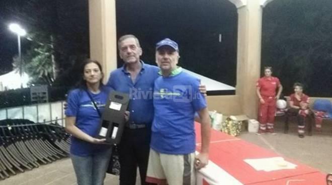 Riviera24 - Sestiere Burgu assistenza 27° Maratona Memorial Giovannetti e Pignatta