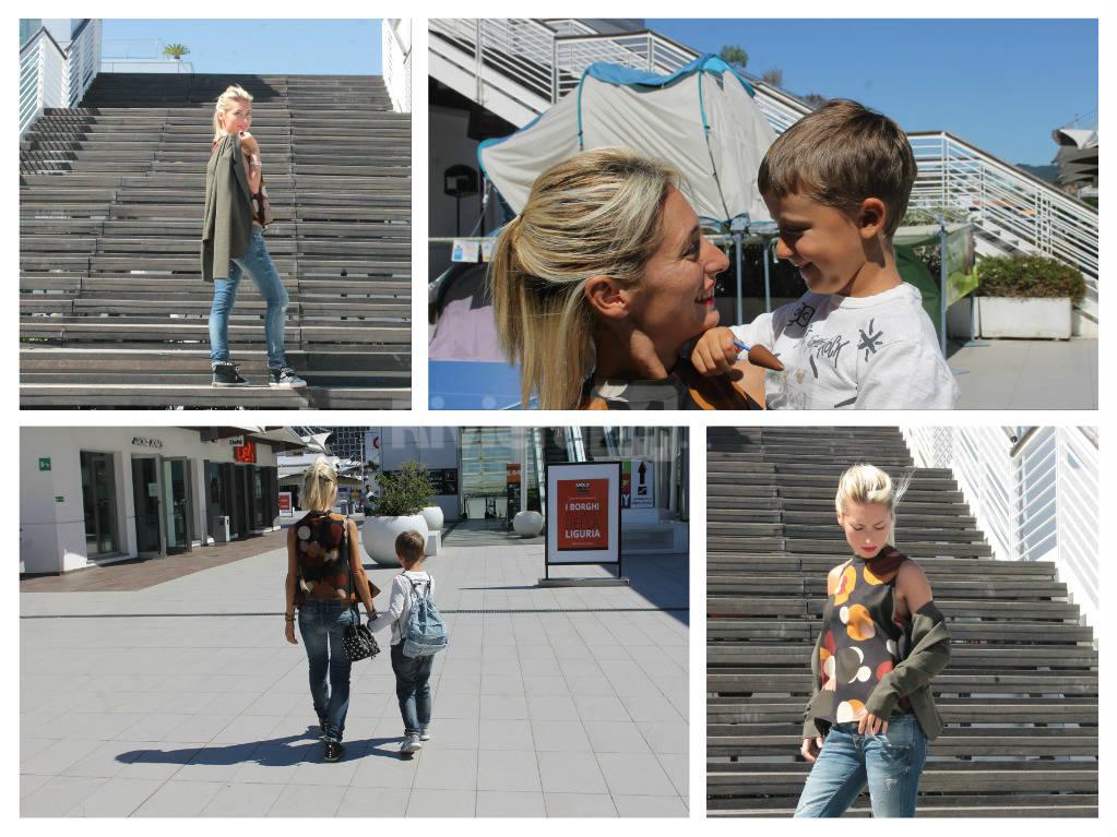 Riviera24 - #shooppingexperience, Molo 8.44, Please donna-bambina