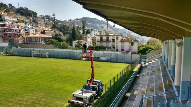 riviera24 - Stadio Comunale di Sanremo