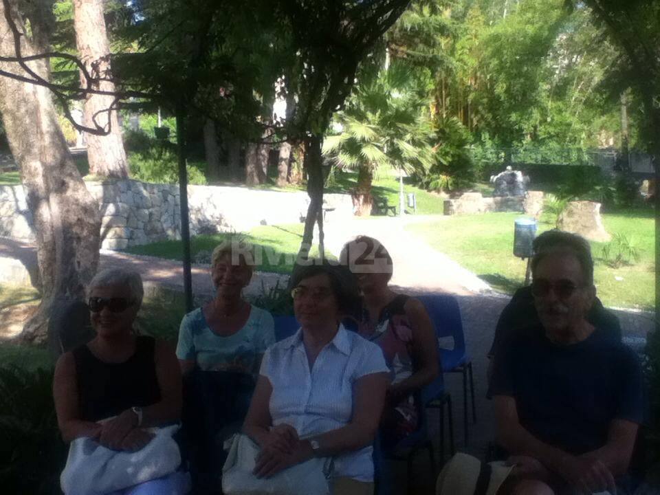 """riviera24 - """"Sulle tracce del reale"""" nei Giardini Monet"""