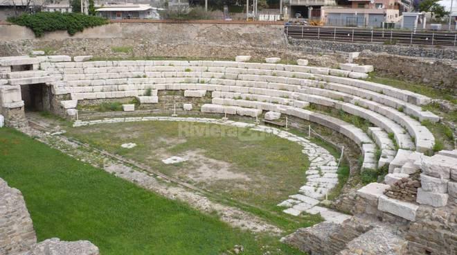 riviera24 - Teatro di Albintimilium