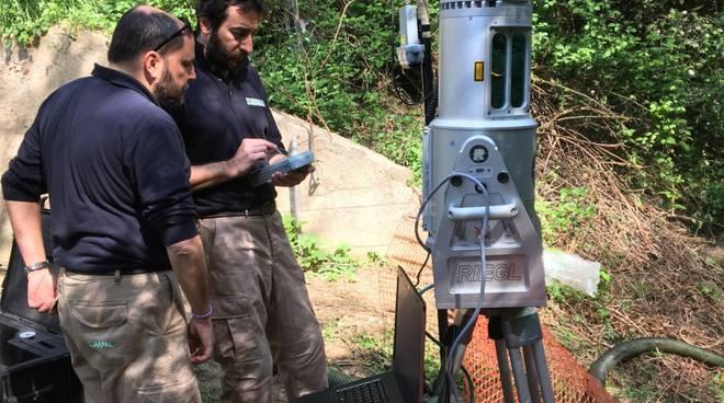 riviera24 - Tecnici preparati e strumenti sofisticati di Arpal