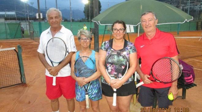 Riviera24- Torneo Doppio Giallo-Rosa Memorial Pino Ala ventimiglia
