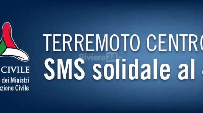 Terremoto in Lazio e Umbria, attivato un numero solidale per donare