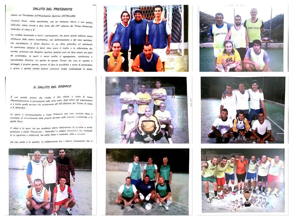 riviera24 - VIII° edizione del Torneo Amatoriale Goliardico Calcio 5 di Castellaro