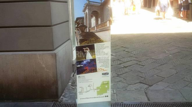 """riviera24 - """"Villa Ormond in via Cavour"""""""