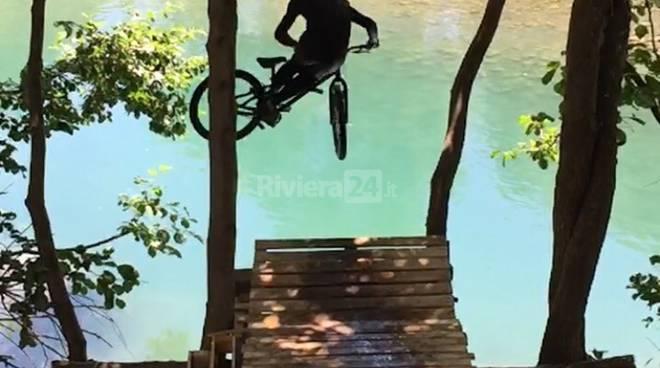 riviera24 - Water Juamp ad Airole