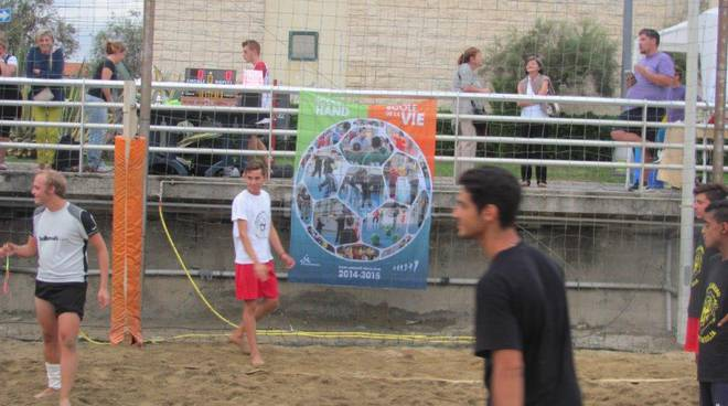 torneo beach handball bordighera