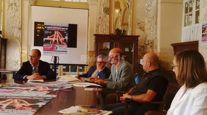 conferenza stampa memorial tessitore