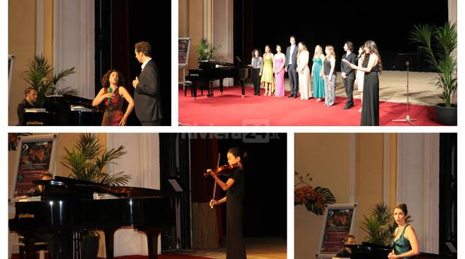 Contest/Concerto della prima Master Class di IME - International Music Expo