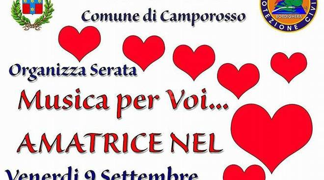 evento amatrice camporosso