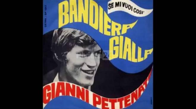 Gianni Pettenati e Bandiera Gialla protagonisti del sabato pomeriggio