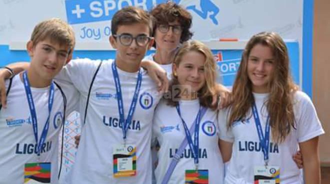 Grandi soddisfazioni per Canottieri Sanremo al Trofeo Coni