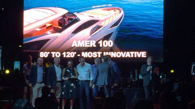 riviera 24 - Yacht Amer Cento world premiere a Cannes