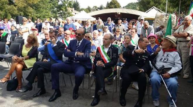 Riviera24 - 72° Anniversario della Battaglia di Montegrande
