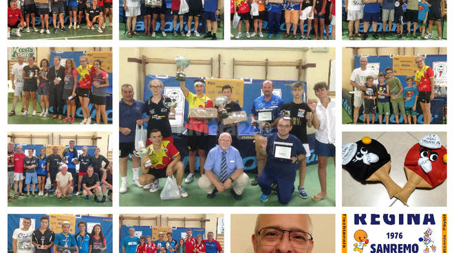 riviera24 - A.S.D Tennistavolo Regina Sanremo