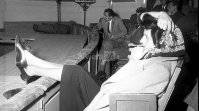 Riviera24 - Anna Magnani al Teatro dell'Opera del Casinò il 21 dicembre 1953