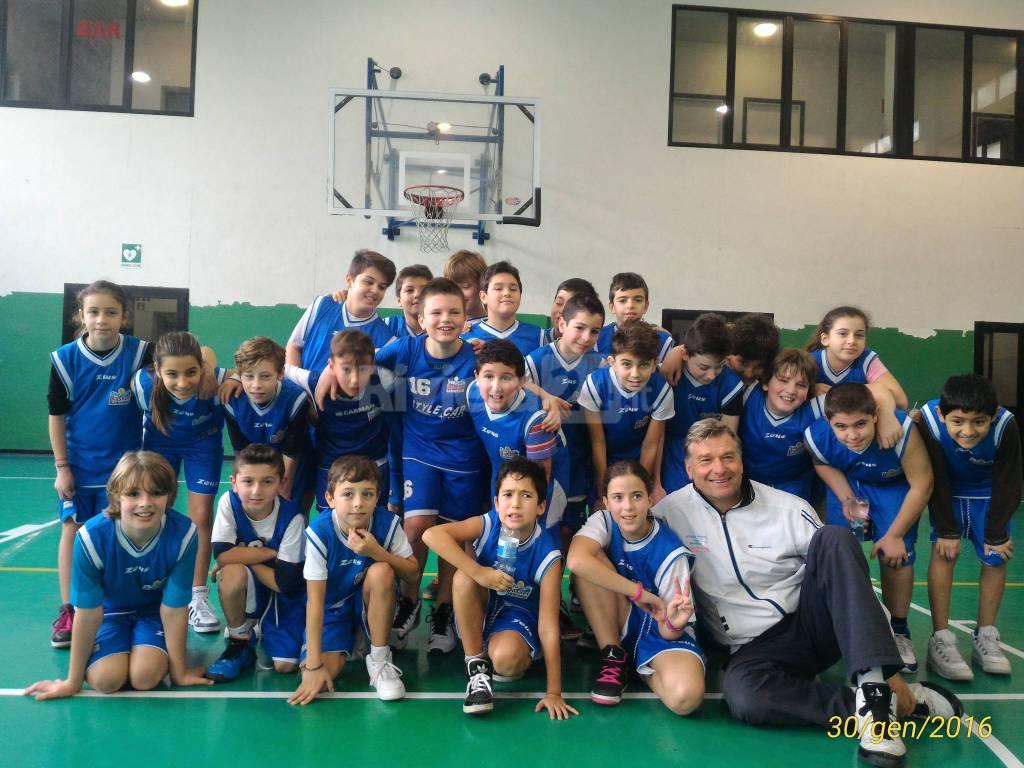 riviera24 - Aquilotti del Sea basket