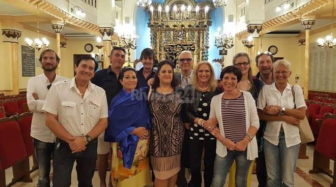 Riviera24 - Associazione Italia Israele Sinagoga di Nizza