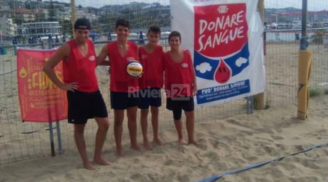 riviera24 - Beach Volley  Fidas Paolo Balbo