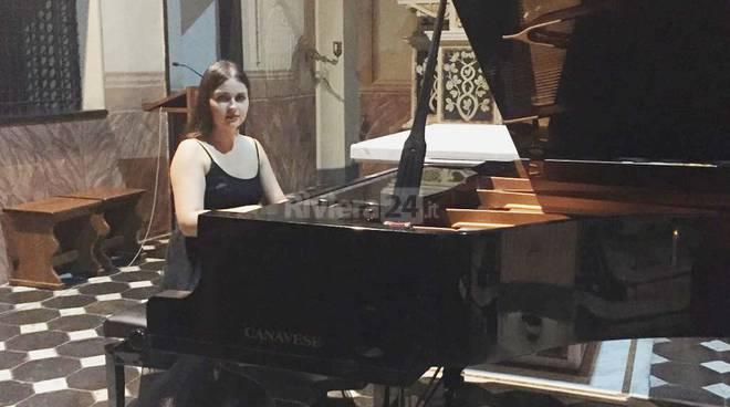 Riviera24 – Concerti Vele d'epoca - Natasa Savic